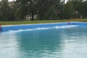 Hydraulika v bazénu